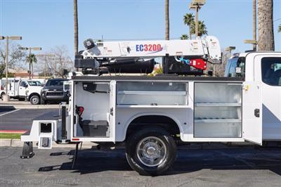2020 Ford F-350 Super Cab DRW 4x4, Knapheide Steel Service Body Crane Body #20P156 - photo 15