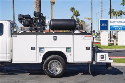 2020 Ford F-350 Super Cab DRW 4x4, Knapheide Steel Service Body Crane Body #20P156 - photo 6