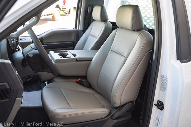 2020 Ford F-450 Regular Cab DRW 4x2, Scelzi CTFB Contractor Body #20P158 - photo 22
