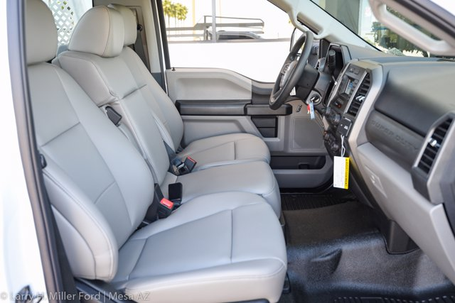 2020 Ford F-450 Regular Cab DRW 4x2, Scelzi CTFB Contractor Body #20P158 - photo 29