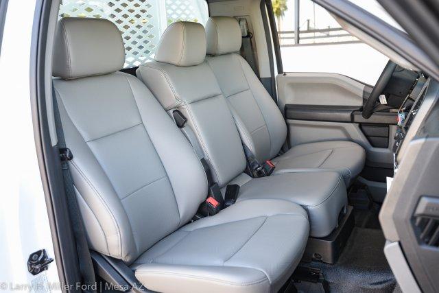 2020 Ford F-450 Regular Cab DRW 4x2, Scelzi CTFB Contractor Body #20P158 - photo 30