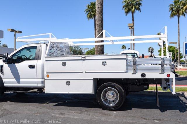 2020 Ford F-450 Regular Cab DRW 4x2, Scelzi CTFB Contractor Body #20P158 - photo 6