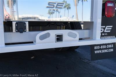 2020 Ford F-450 Regular Cab DRW 4x2, Scelzi CTFB Contractor Body #20P158 - photo 10