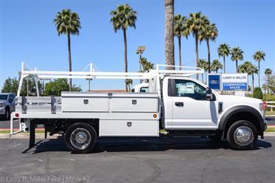 2020 Ford F-450 Regular Cab DRW 4x2, Scelzi CTFB Contractor Body #20P158 - photo 31