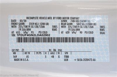 2020 Ford F-450 Regular Cab DRW 4x2, Scelzi CTFB Contractor Body #20P158 - photo 33