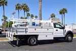 2020 Ford F-450 Regular Cab DRW 4x2, Scelzi CTFB Contractor Body #20P158 - photo 14