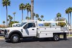 2020 Ford F-450 Regular Cab DRW 4x2, Scelzi CTFB Contractor Body #20P158 - photo 3