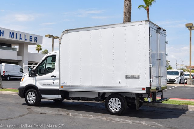 2020 Ford Transit 350 4x2, Marathon Cutaway Van #20P200 - photo 1