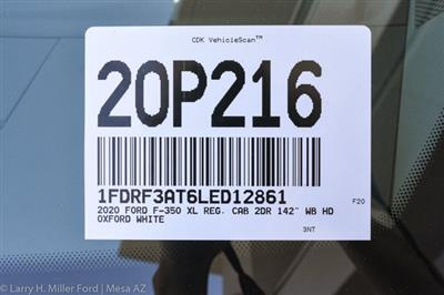 2020 Ford F-350 Regular Cab 4x2, Knapheide Steel Service Body #20P216 - photo 34