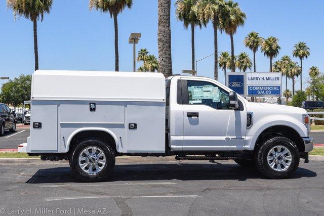 2020 Ford F-350 Regular Cab 4x4, Knapheide KUVcc Service Body #20P228 - photo 5