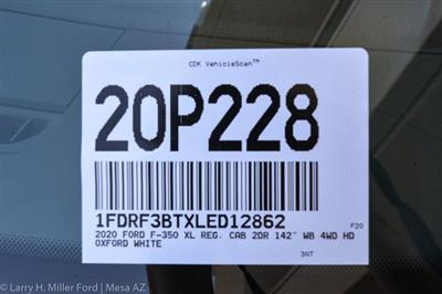 2020 Ford F-350 Regular Cab 4x4, Knapheide KUVcc Service Body #20P228 - photo 36
