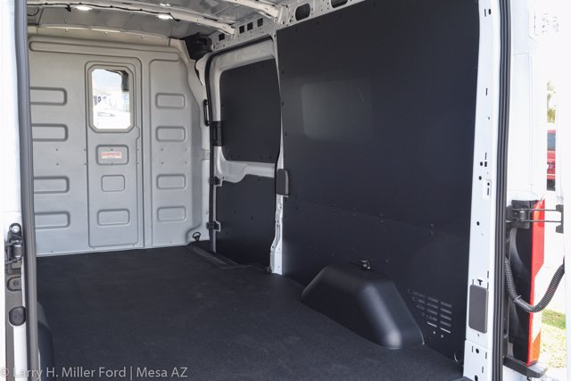 2020 Ford Transit 250 Med Roof RWD, Weather Guard Upfitted Cargo Van #20P267 - photo 1
