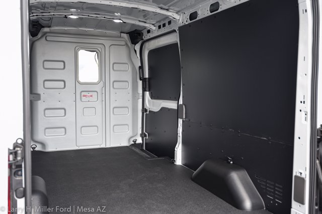 2020 Ford Transit 250 Med Roof RWD, Weather Guard Upfitted Cargo Van #20P269 - photo 1