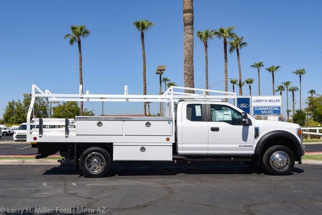 2020 Ford F-550 Super Cab DRW 4x2, Royal Contractor Body #20P294 - photo 12