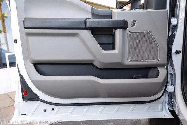 2020 Ford F-550 Super Cab DRW 4x2, Royal Contractor Body #20P294 - photo 19