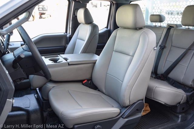 2020 Ford F-550 Super Cab DRW 4x2, Royal Contractor Body #20P294 - photo 21