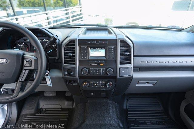 2020 Ford F-550 Super Cab DRW 4x2, Royal Contractor Body #20P294 - photo 25