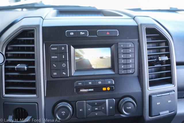 2020 Ford F-550 Super Cab DRW 4x2, Royal Contractor Body #20P294 - photo 28