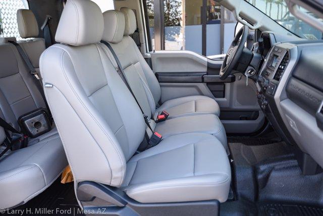 2020 Ford F-550 Super Cab DRW 4x2, Royal Contractor Body #20P294 - photo 30