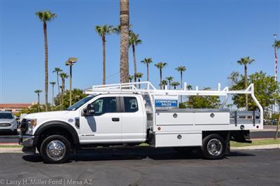 2020 Ford F-550 Super Cab DRW 4x2, Royal Contractor Body #20P294 - photo 3