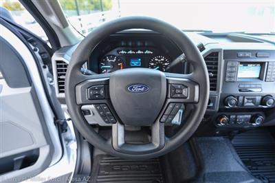 2020 Ford F-550 Super Cab DRW 4x2, Royal Contractor Body #20P294 - photo 24