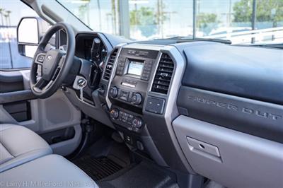 2020 Ford F-550 Super Cab DRW 4x2, Royal Contractor Body #20P294 - photo 29