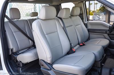 2020 Ford F-550 Super Cab DRW 4x2, Royal Contractor Body #20P294 - photo 31