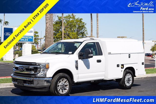 2020 Ford F-350 Regular Cab 4x2, Knapheide KUVcc Service Body #20P309 - photo 1
