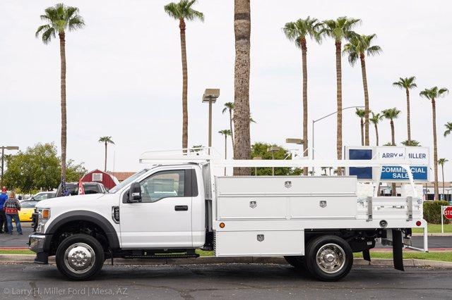 2020 Ford F-450 Regular Cab DRW 4x2, Scelzi SCTFB Contractor Body #20P337 - photo 5