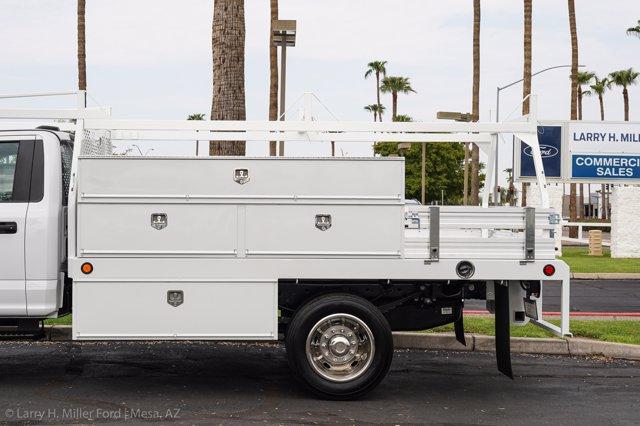 2020 Ford F-450 Regular Cab DRW 4x2, Scelzi SCTFB Contractor Body #20P337 - photo 6