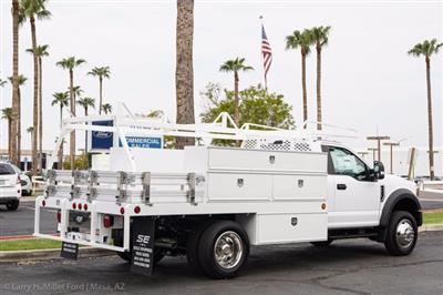 2020 Ford F-450 Regular Cab DRW 4x2, Scelzi SCTFB Contractor Body #20P337 - photo 10