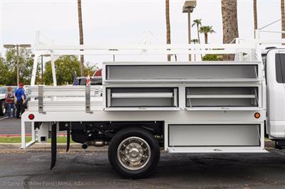 2020 Ford F-450 Regular Cab DRW 4x2, Scelzi SCTFB Contractor Body #20P337 - photo 14