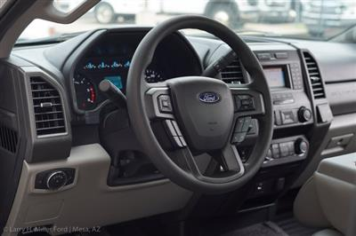 2020 Ford F-450 Regular Cab DRW 4x2, Scelzi SCTFB Contractor Body #20P337 - photo 19