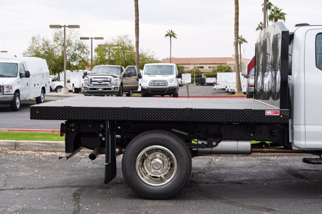 2020 Ford F-350 Super Cab DRW 4x4, Monroe Work-A-Hauler II Platform Body #20P382 - photo 12