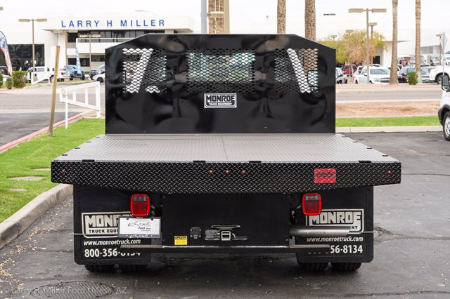 2020 Ford F-350 Super Cab DRW 4x4, Monroe Work-A-Hauler II Platform Body #20P382 - photo 8