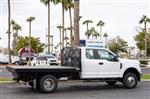 2020 Ford F-350 Super Cab DRW 4x4, Monroe Work-A-Hauler II Platform Body #20P382 - photo 10