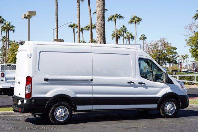 2020 Ford Transit 250 Med Roof AWD, Kargo Master General Service Upfitted Cargo Van #20P395 - photo 12