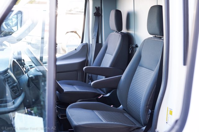 2020 Ford Transit 250 Med Roof AWD, Kargo Master General Service Upfitted Cargo Van #20P395 - photo 18