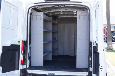 2020 Ford Transit 250 Med Roof AWD, Kargo Master General Service Upfitted Cargo Van #20P395 - photo 9