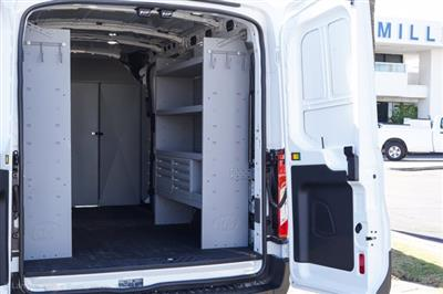 2020 Ford Transit 250 Med Roof AWD, Kargo Master General Service Upfitted Cargo Van #20P395 - photo 2