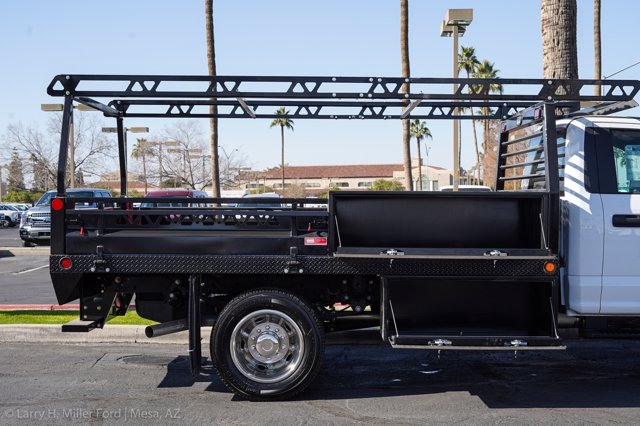 2020 Ford F-450 Regular Cab DRW 4x4, Freedom Contractor Body #20P396 - photo 14