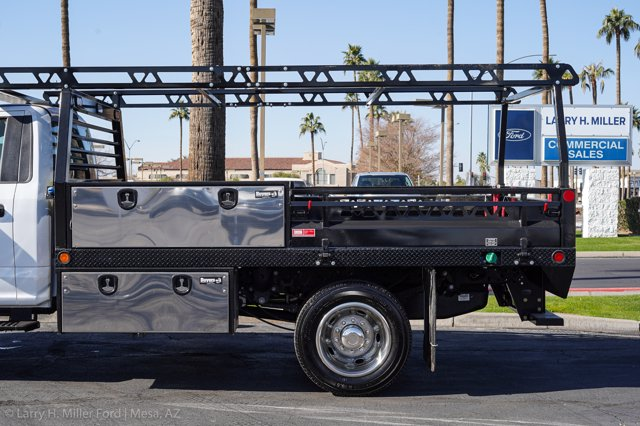 2020 Ford F-450 Regular Cab DRW 4x4, Freedom Contractor Body #20P396 - photo 7