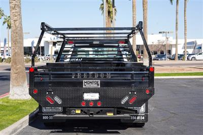 2020 Ford F-450 Regular Cab DRW 4x4, Freedom Contractor Body #20P396 - photo 10