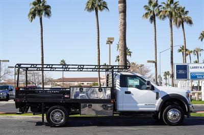 2020 Ford F-450 Regular Cab DRW 4x4, Freedom Contractor Body #20P396 - photo 12