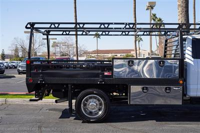 2020 Ford F-450 Regular Cab DRW 4x4, Freedom Contractor Body #20P396 - photo 13