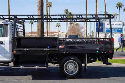 2020 Ford F-450 Regular Cab DRW 4x4, Freedom Contractor Body #20P396 - photo 8