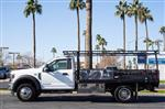 2020 Ford F-450 Regular Cab DRW 4x4, Freedom Contractor Body #20P396 - photo 6