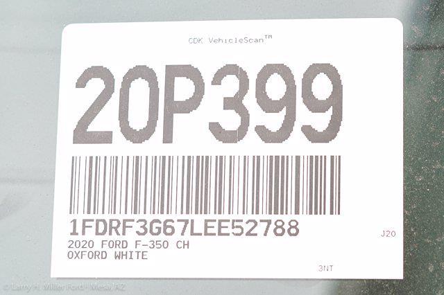2020 Ford F-350 Regular Cab DRW 4x2, Knapheide KUVcc Service Body #20P399 - photo 27