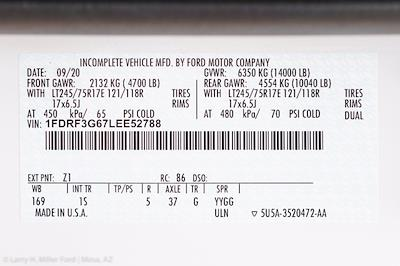 2020 Ford F-350 Regular Cab DRW 4x2, Knapheide KUVcc Service Body #20P399 - photo 26