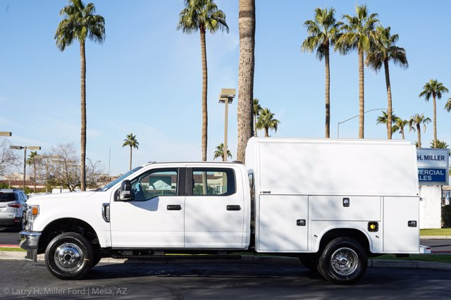 2020 Ford F-350 Crew Cab DRW 4x4, Knapheide KUVcc Service Body #20P401 - photo 5